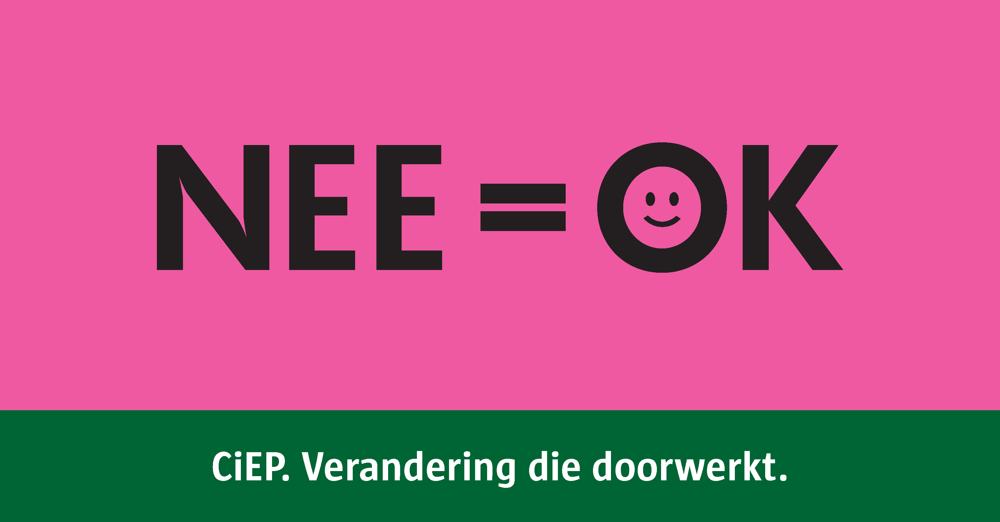 nee is ok