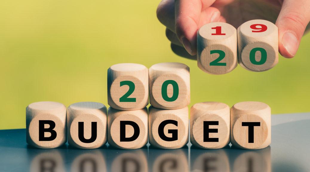 advies opleidingsbudget 2020