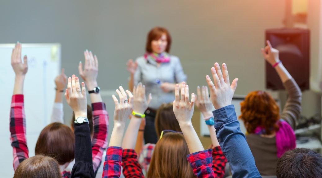 werkdruk leraren