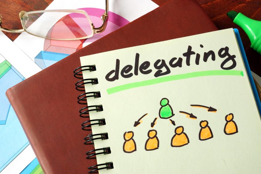 effectief delegeren